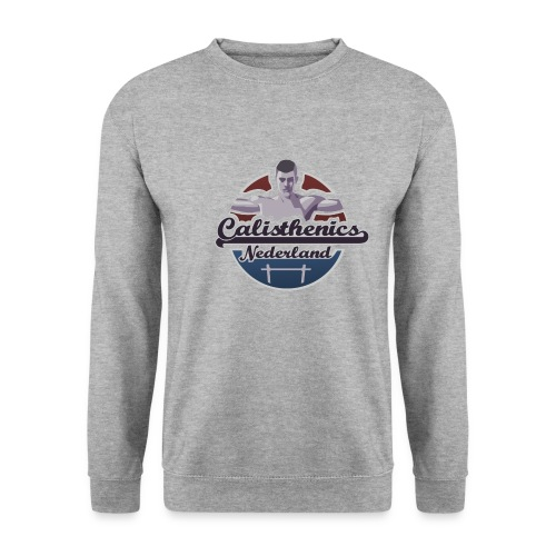 Klassiek Calisthenics Nederland Logo | Sweater - Mannen sweater
