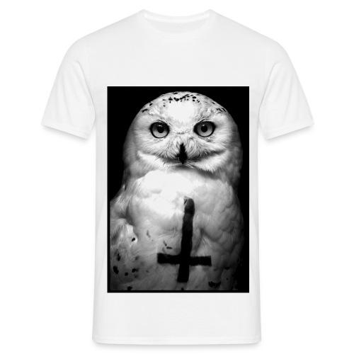Owl Tee - Männer T-Shirt