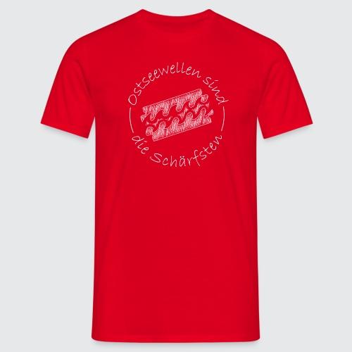 scharf - Männer T-Shirt
