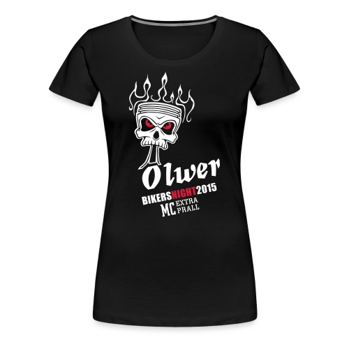 BikersNight 2015 - Frauen Premium T-Shirt
