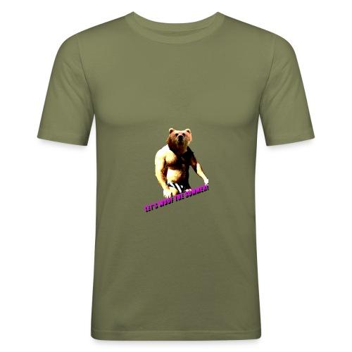 summer - Camiseta ajustada hombre
