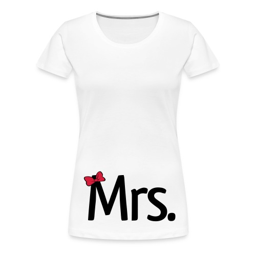 MRS  - Frauen Premium T-Shirt