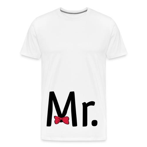 MR - Männer Premium T-Shirt