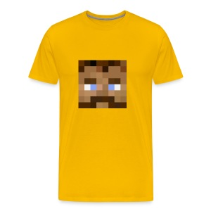 Fjeset - Premium T-skjorte for menn