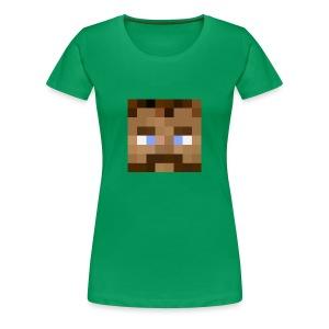 Fjeset - Premium T-skjorte for kvinner