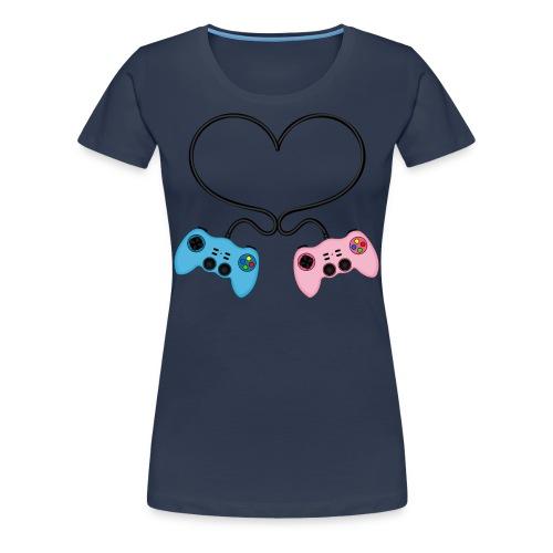 GeekLove - Women's Premium T-Shirt