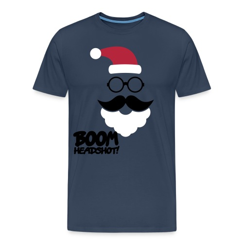 Limited Edition Boom MerryChristmas - Men's Premium T-Shirt