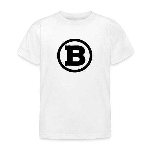 B wie Bergedorf - Kinder T-Shirt