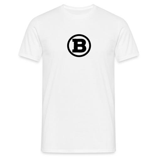B wie Bergedorf - Männer T-Shirt