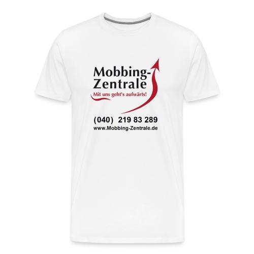 T-Shirt Premium - Männer - 1 LOGO - Männer Premium T-Shirt