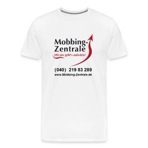 T-Shirt Premium - Männer - 2 LOGOs - Männer Premium T-Shirt