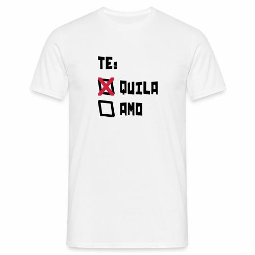 tequila - Maglietta da uomo