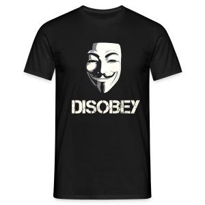 DISOBEY T-Shirt MEN - Männer T-Shirt