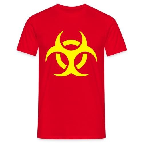 BioHazard Shirt - Männer T-Shirt