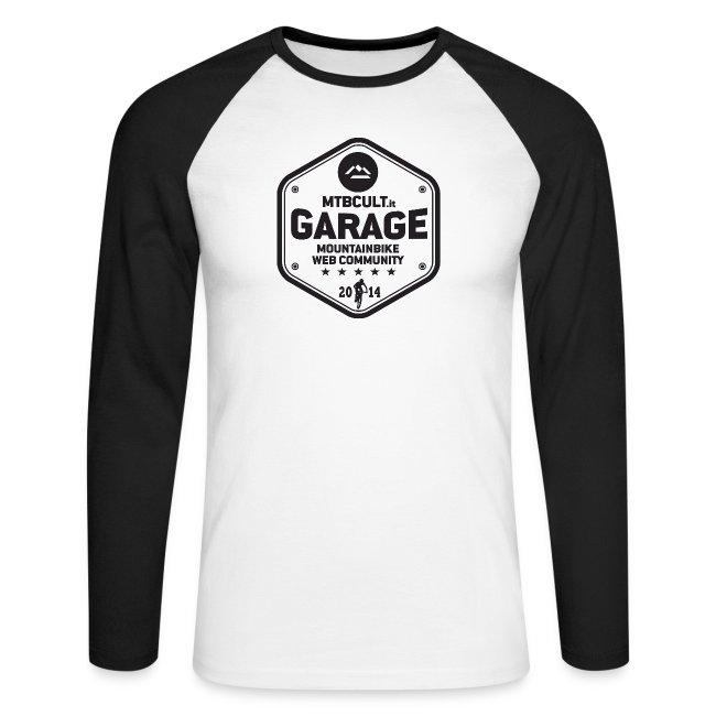 Garage MtbCult cotone maniche lunghe