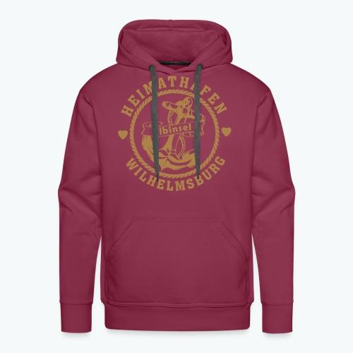 Kapuzen-Sweater Heimathafen - Männer Premium Hoodie