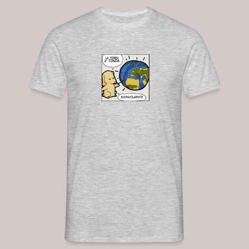 Terra Tonda - Maglietta da uomo