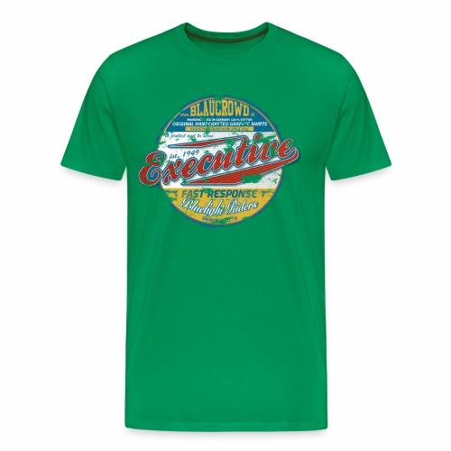 executive_grunge Männershirt - Männer Premium T-Shirt