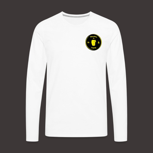 Männer Premium-Langarmshirt, Baumwolle/Viskose (85/15) - Männer Premium Langarmshirt