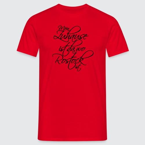 zuhause - Männer T-Shirt