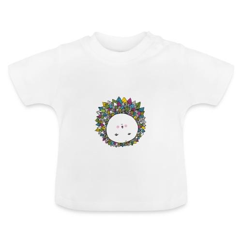 La bouille d'hérisson - T-shirt Bébé
