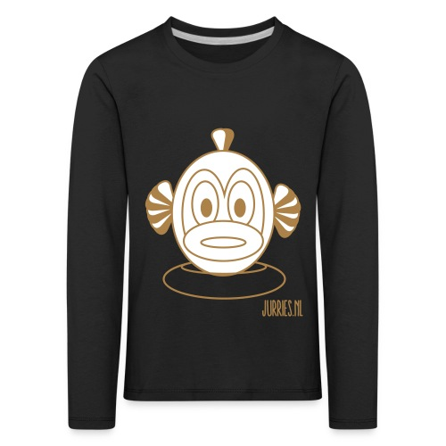 Finne shirt lange mouwen - Kinderen Premium shirt met lange mouwen