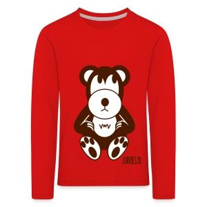 Smeerre shirt lange mouwen - Kinderen Premium shirt met lange mouwen