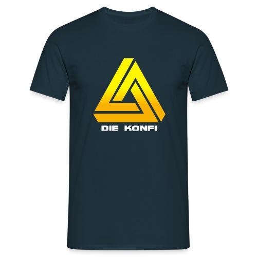 Das offizielle DIE KONFI T-Shirt - Männer T-Shirt