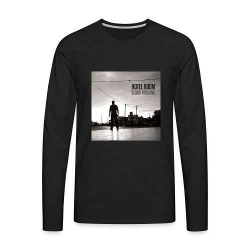 HOTEL ROOM - T-shirt - lange ærmer - Herre premium T-shirt med lange ærmer