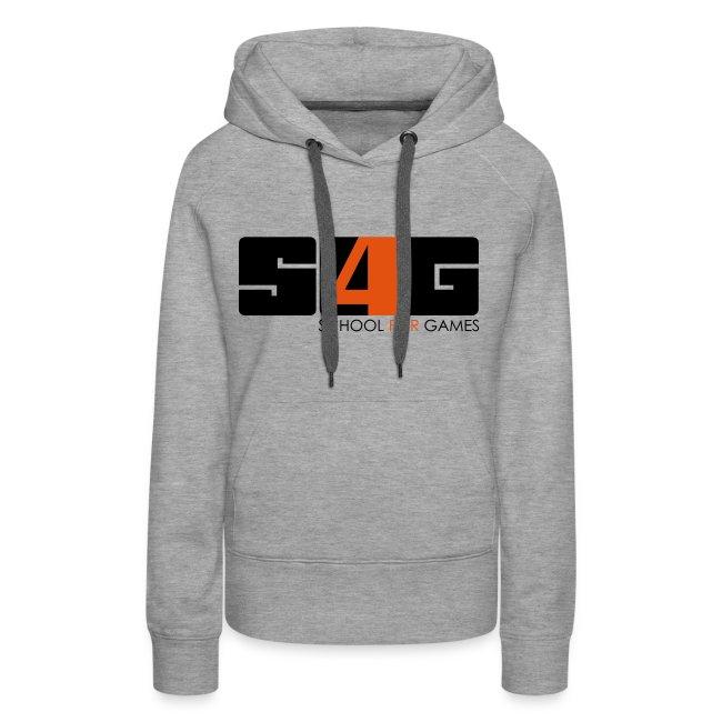 """""""Simply S4G"""" Hoodie Girl"""
