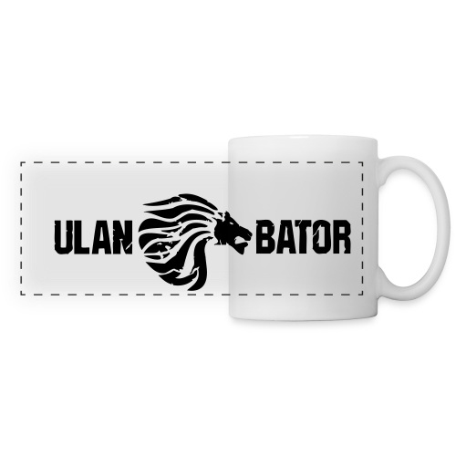 Ulan Bator Jungle Mug Basic - Panoramatasse