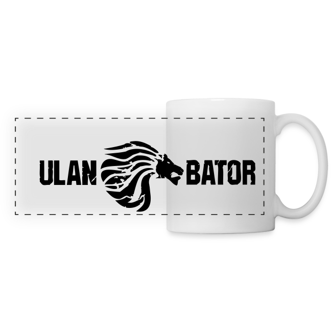 "Ulan Bator ""Jungle Mug Basic"""
