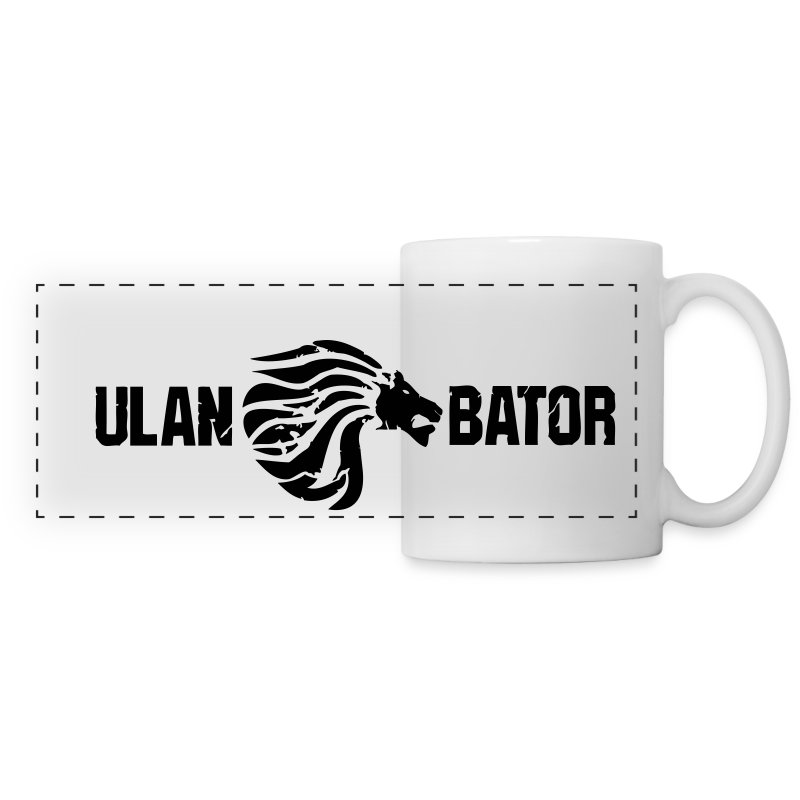 Ulan Bator Jungle Mug Basic - Panoramatasse
