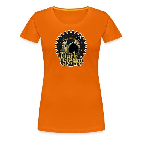DST Clogwheel logo Girls T-Shirt - Maglietta Premium da donna
