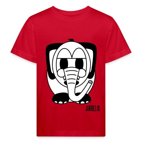 Okke shirt organic - Kinderen Bio-T-shirt