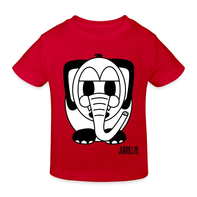 Okke shirt organic