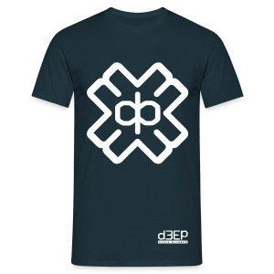 July D3EP Blue Tee - Men's T-Shirt