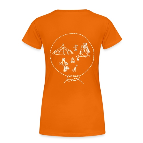 T-Shirt - Frauen - Lager - O/W - Frauen Premium T-Shirt