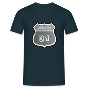 Route 91 - T-shirt Homme