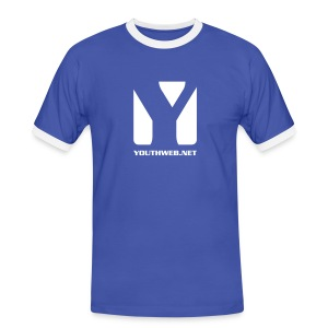 CLASSIC MAN Y - Männer Kontrast-T-Shirt