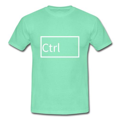 Control T-Shirt - Männer T-Shirt