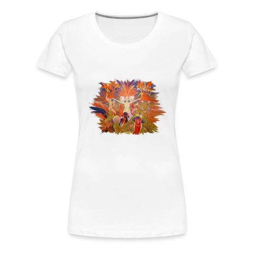 Kunth - Frauenshirt - Frauen Premium T-Shirt