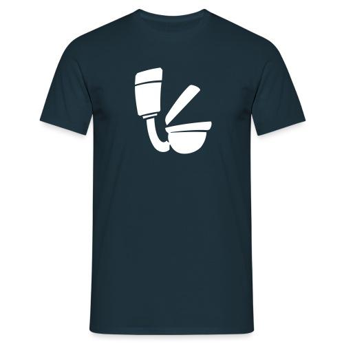 Klo! - Männer T-Shirt