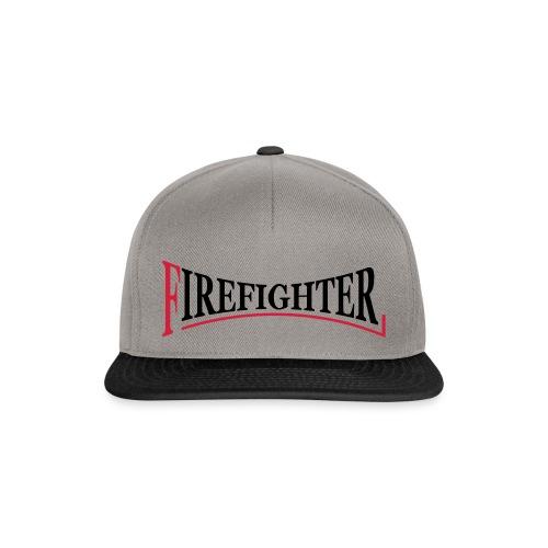 face2fire cap firefighter - Gorra Snapback