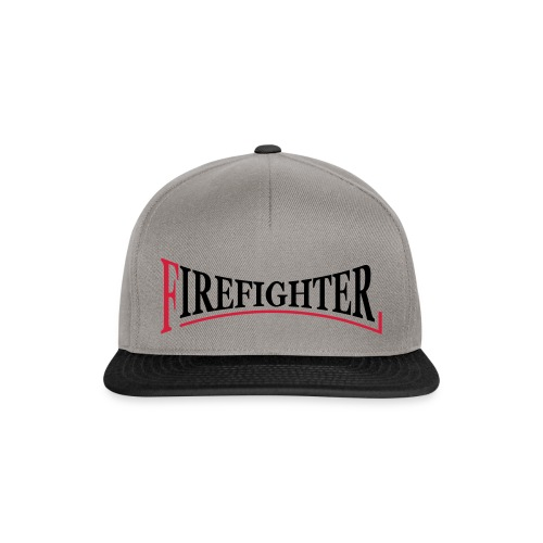 face2fire cap firefighter - Gorra Snapback