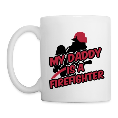 face2fire cup daddy right - Taza