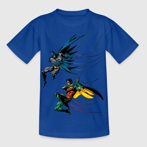 Batman and Robin T-shirt barn - T-shirt barn