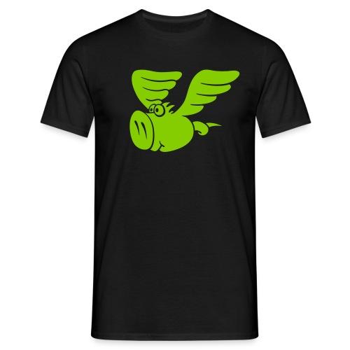 Flugwutz - Männer T-Shirt