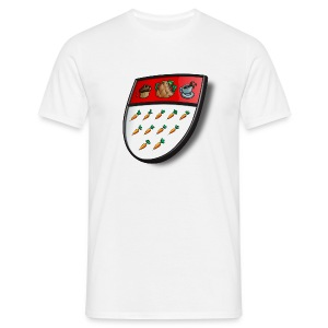 Snacks and the City - Männer T-Shirt