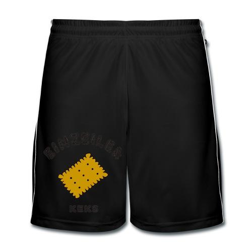 Keks-Shorts - Männer Fußball-Shorts